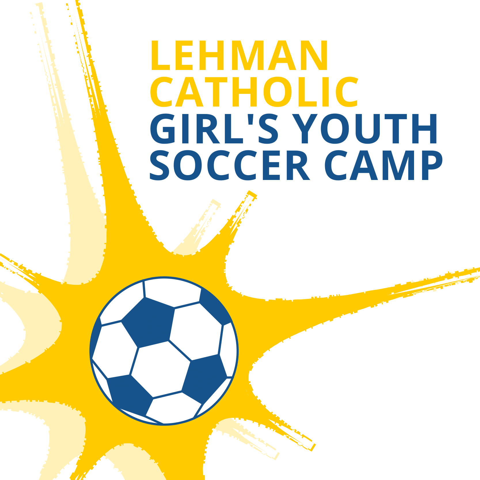 Lehman Girls Youth Soccer Camp is July 22 - 24