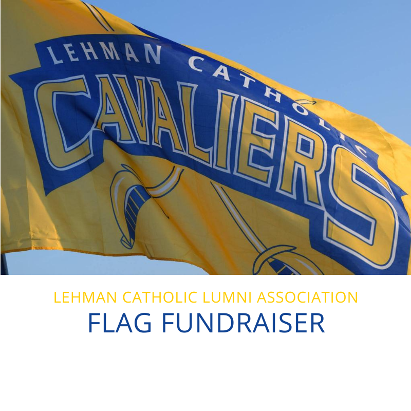Fly a Cavalier Flag on your Front lawn for the Fall Sports Season