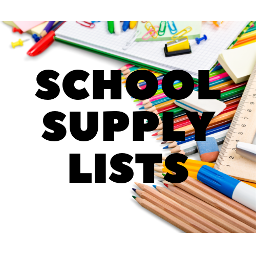Lehman Catholic School Supply List 2020-21