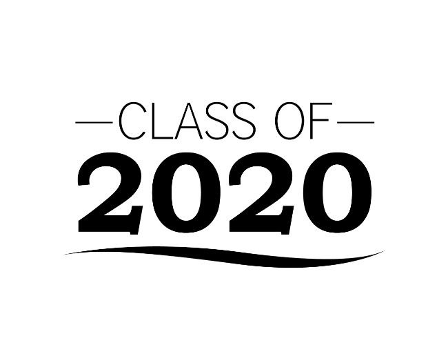 Countdown to Graduation for the Class of 2020